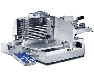 Automatický nářezový stroj GRAEF VA 802 H | Pekass