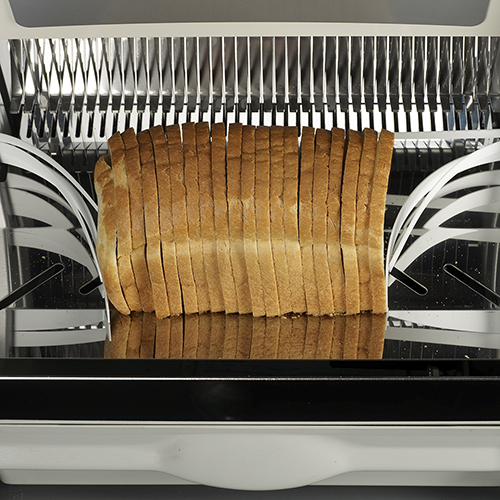 řezačka na chleba JAC ecomatic   Pekass