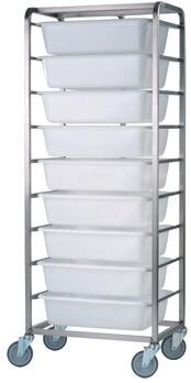 Vaničkový vozík na skladování | Pekass