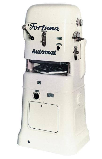 Dělička Fortuna automat; repasovaný stroj | Pekass