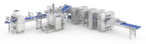 Průmyslová linka na pečivo | Pekass